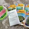 スプラウトの栽培キット 容器と6種類の種のセットが送料無料