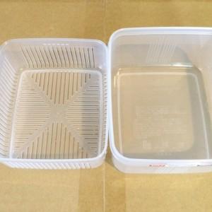 スプラウト ブロッコリースプラウト かいわれ 栽培 育て方 容器 100均 100円ショップ タッパー ザル カゴ もやし 豆 キャンドゥ セリア