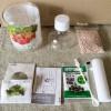 野菜とハーブのプチ水耕栽培キットを通販 バジル・レタス・イチゴ